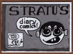 Stratu's Diary Comix April 2017