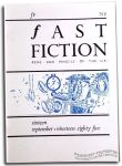 Fast Fiction #16