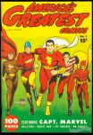 Flashback #25: America's Greatest Comics #1