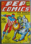 Flashback #07: Pep Comics #1