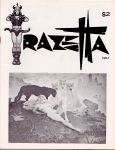 Frazetta #1 (1st-2nd)