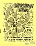 Butterfly Man #1