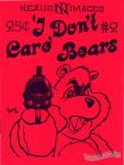 I Don't Care Bears #2