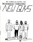 New Guys #1 (Brown Comics)
