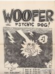 Woofer the Psychic Dog poster