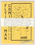 Flying Man Comics #1