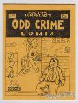 Doctor Lumphead's Odd Crime Comix #1