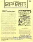 Griffy Gazette