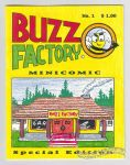 Buzz Factory Minicomic #1