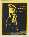 Dallas Fantasy Comics #2