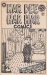 Har Dee Har Har Comics #1