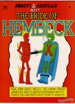 Hembeck #3: Abbott & Costello Meet the Bride of Hembeck
