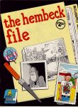 Hembeck #5: Hembeck File, The