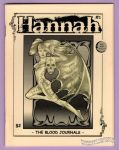 Hannah - The Blood Journals #1