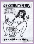 Chicken with Penis #1