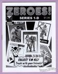 Zeroes! #1-D
