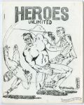 Heroes Unlimited #3