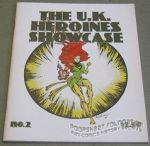 U.K. Heroines Showcase, The #2