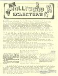 HoLLywood Eclectern #04
