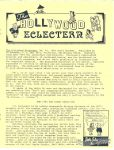 HoLLywood Eclectern #10