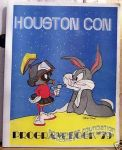 Houston Con 1979 program