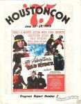 Houston Con 1975 Progress Report #1