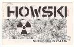 Howski Nuclear Catalog