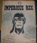Imperious Rex #1