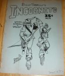 Incognito [Bill Schelly] #4