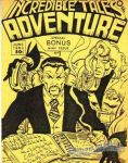 Incredible Tales of Adventure Mini Issue #1