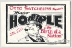 Major Hoople in The Birth of a Nation