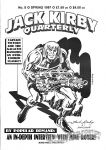 Jack Kirby Quarterly #08
