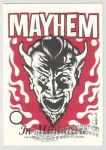 Mayhem in Miniature stickers
