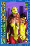 Lady Spectra and Sparky Volume One: 1991-1995
