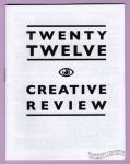 2012 Creative Review