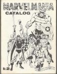 Marvelmania Catalog #2