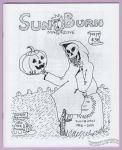 Sunburn #17 insert