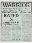 Warrior #3