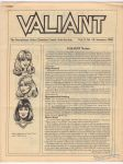 Valiant Vol. 2, #10