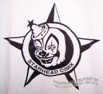 Starhead Comix t-shirt (Triangle Slash)