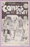 Tim Corrigan's Comics and Stuff #1