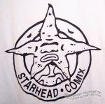 Starhead Comix t-shirt (Dennis Worden)