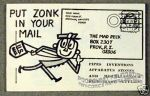 Put Zonk in Your Mail
