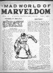 Mad World of Marveldom, The #1