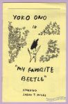 "Yoko Ono in ""My Favorite Beetle"""