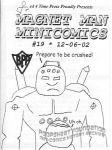 Magnet Man Minicomics #19
