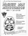 Magnet Man Minicomics #20