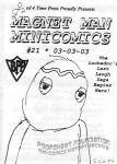 Magnet Man Minicomics #21