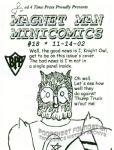 Magnet Man Minicomics #18
