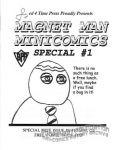 Magnet Man Minicomics Special #1